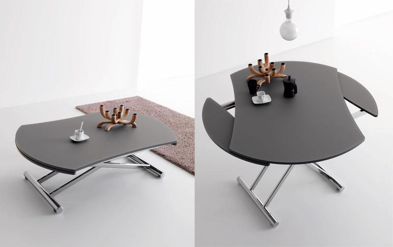 Attractive Com Art 470 Simple Round Transforming Table