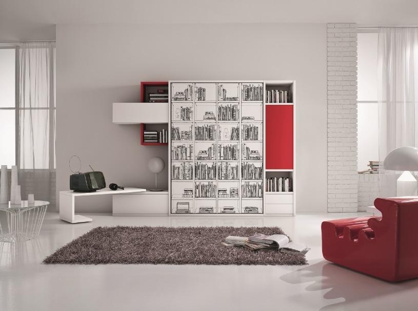 wall unit space saving