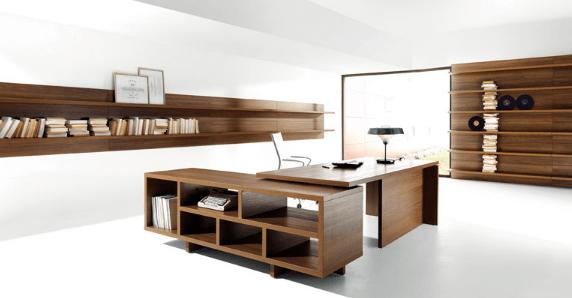 transitional office desk
