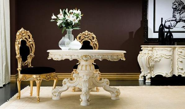 Baroque Furniture in Today's World