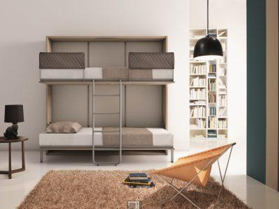 wall unit space saving