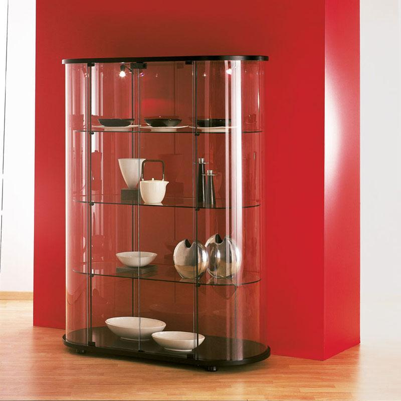 vitrine display case