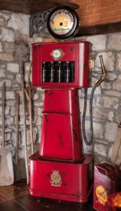 fuel pump bar