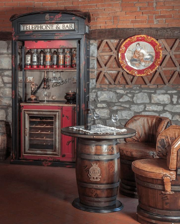 Telephone Booth Bar