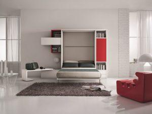 wall unit bed system