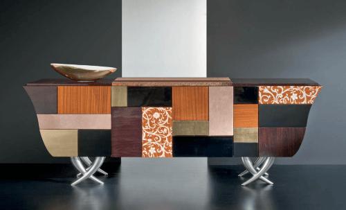 modern piece of furniture