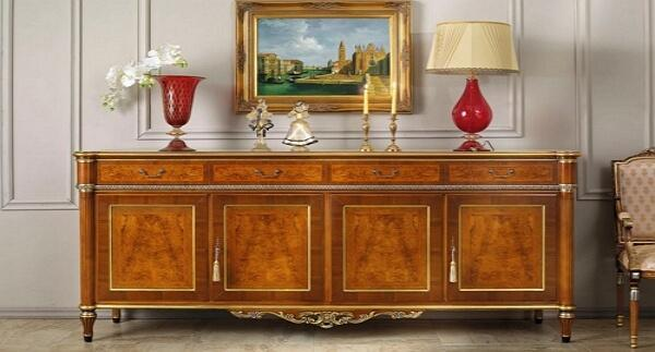 wooden sideboard buffet