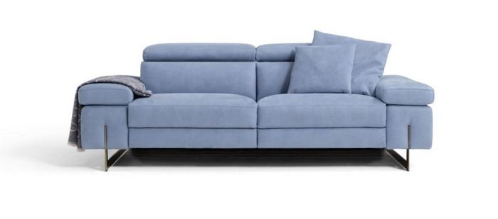 sofa EgoItaliano light blue