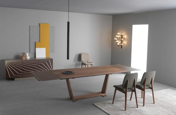 dining room Oblique