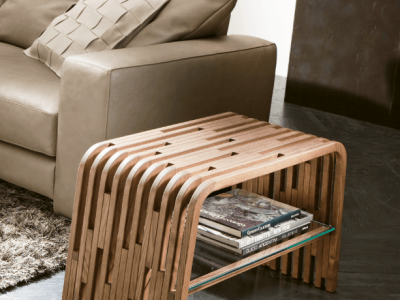Contemporary Italian End Table