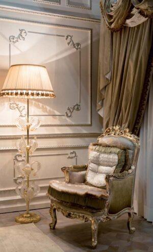 neoclassical interior design style
